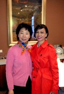 Li Bing & Caroline Hong