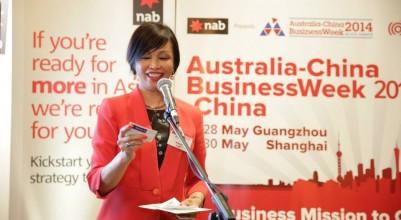 Dr Caroline Hong ACBW 2014 Ambassador