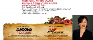 Sarawak Australia signature