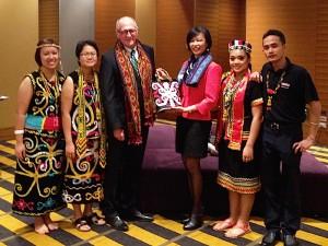 Sarawak CB Dr Caroline Hong