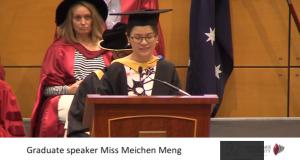 Meichen Meng Macquarie University