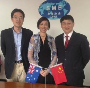 Caroline & SME  China